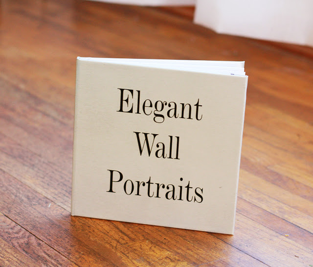 Elegant Wall Portrait Idea Book