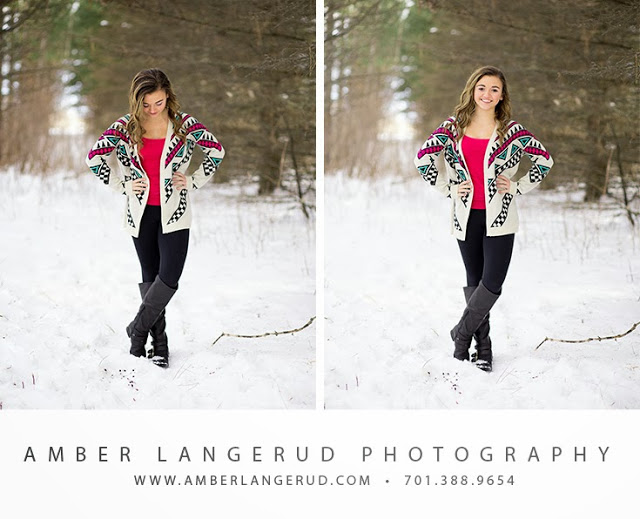 Detroit Lakes High School Senior Photographer | Outdoor/Indoor Winter Photoshoot | Winter Fashion
