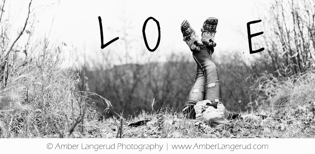 LOVE | High School Senior Outdoor fall portraits near Detroit Lakes, MN