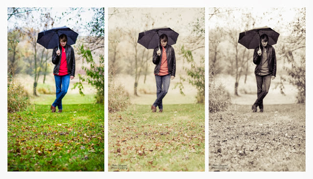 Detroit Lakes High School Senior Photographer | Senior Pictures in the Rain