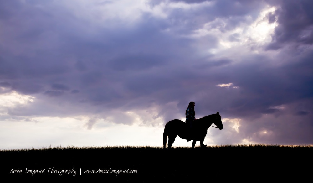 Detroit Lakes, Fargo/Moorhead Photographer | Equine High School Senior Photography