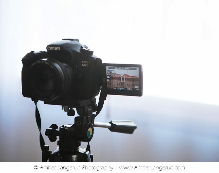 Self Portrait 101 | Camera Setup