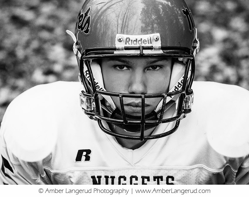 Hawley Nugget Football | Detroit Lakes, Fargo/Moorhead High School Senior Photographer