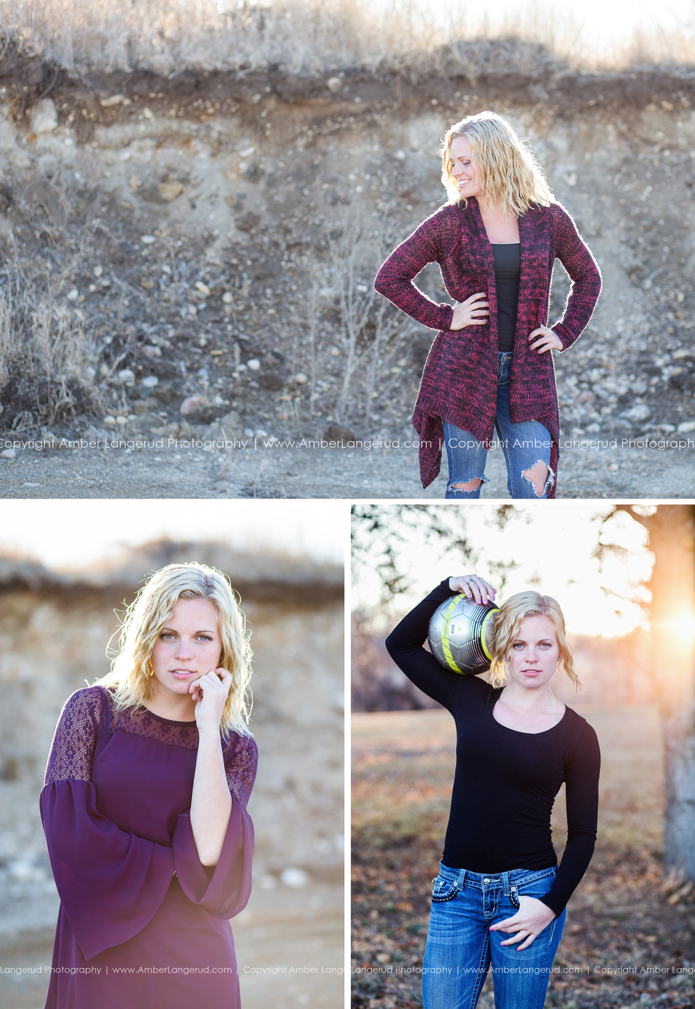 OutfitVarietyHighSchoolSeniorPictures