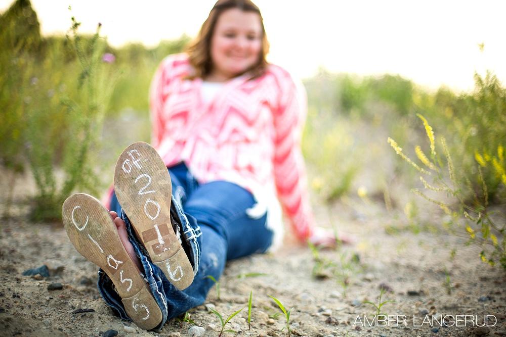 Detroit Lakes Area Senior Photographer | High School Senior Outdoor/Farm Styled Pictures