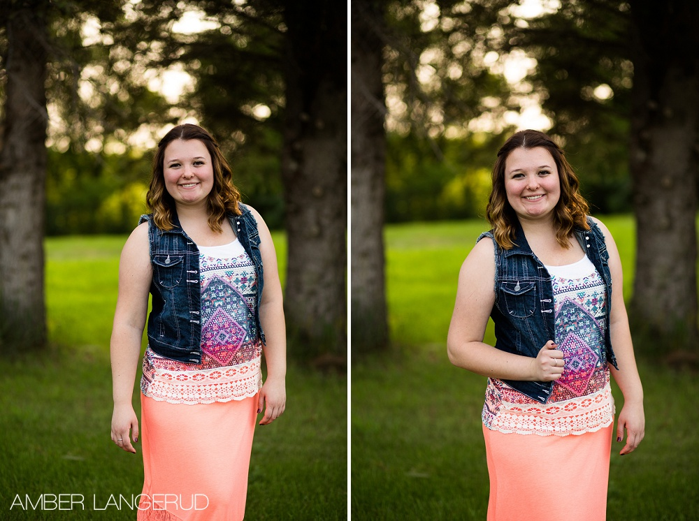 Detroit Lakes Area Senior Photographer | High School Senior Outdoor/Farm Styled Pictures