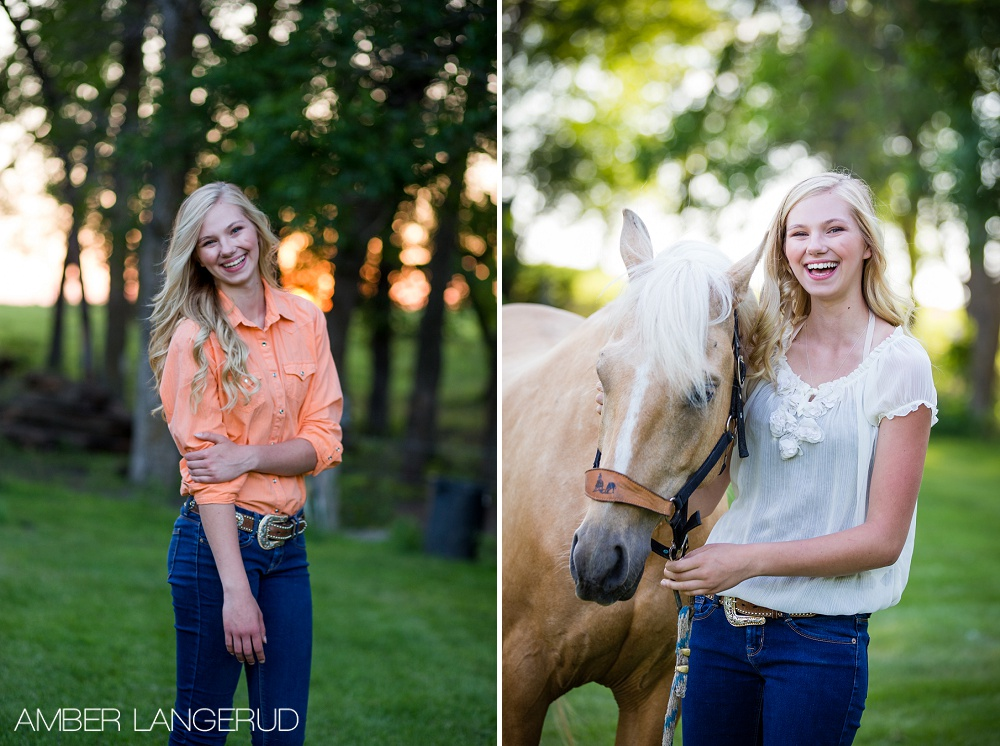 Laughing Pictures Detroit Lakes Area High School Senior Photographer