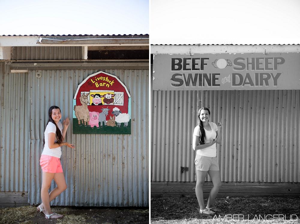 Livestock Barn!
