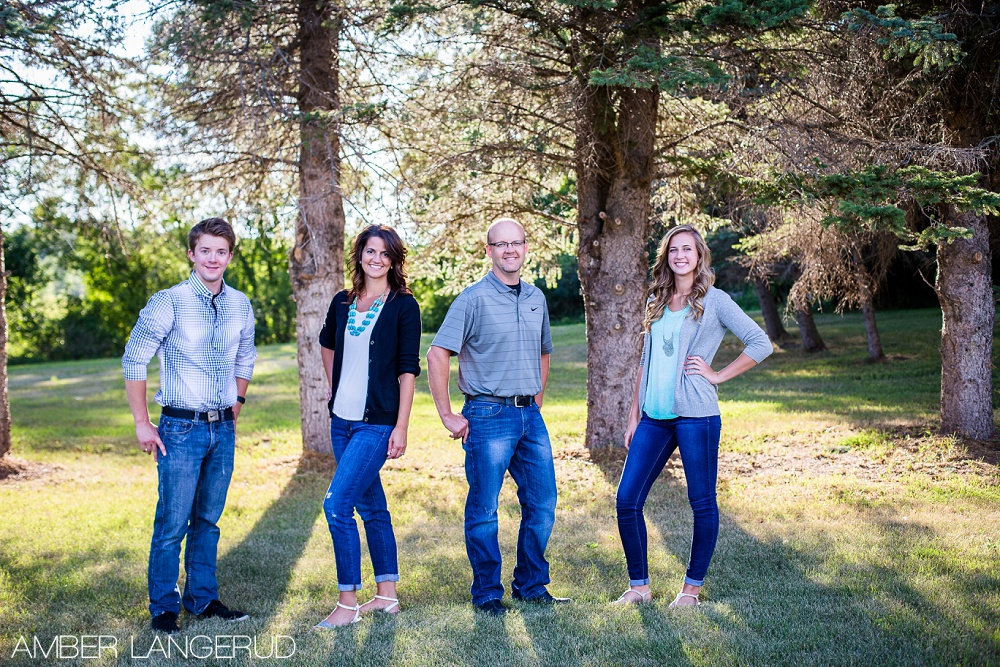 Detroit Lakes Area Summer Family Pictures