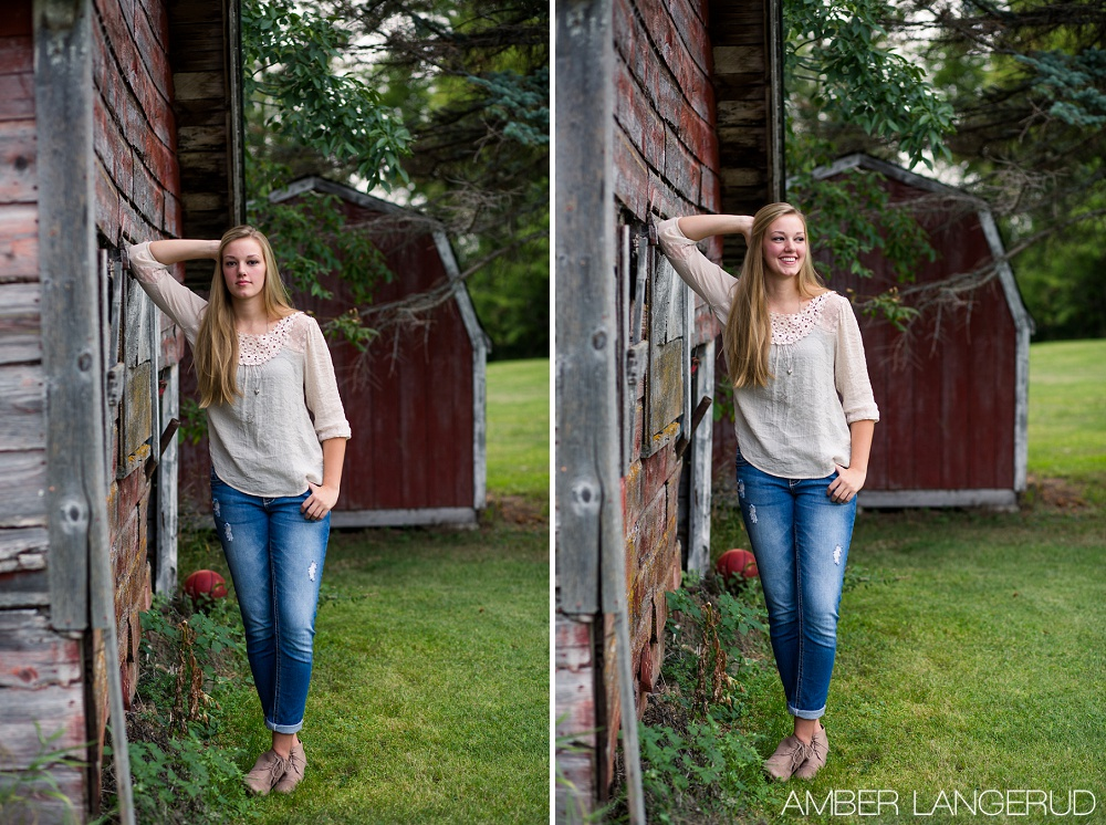Detroit Lakes High School Senior Pictures