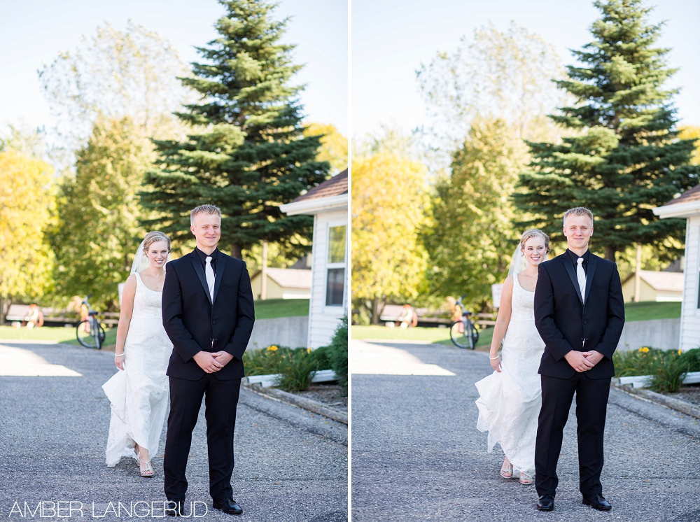 Mark & Eva | MN Fall Wedding