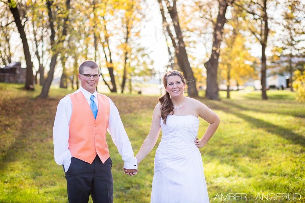 Brady & Caitlin | Frazee, MN Wedding