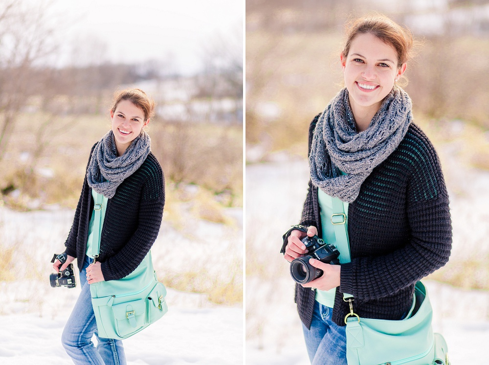 Sarah Pilon Photography | Photographer Headshots by Amber Langerud Photography