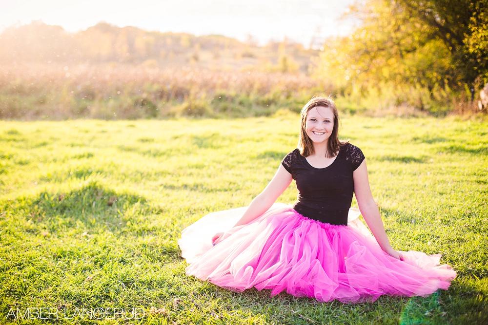 Dance Styled Portraits | Audubon, MN