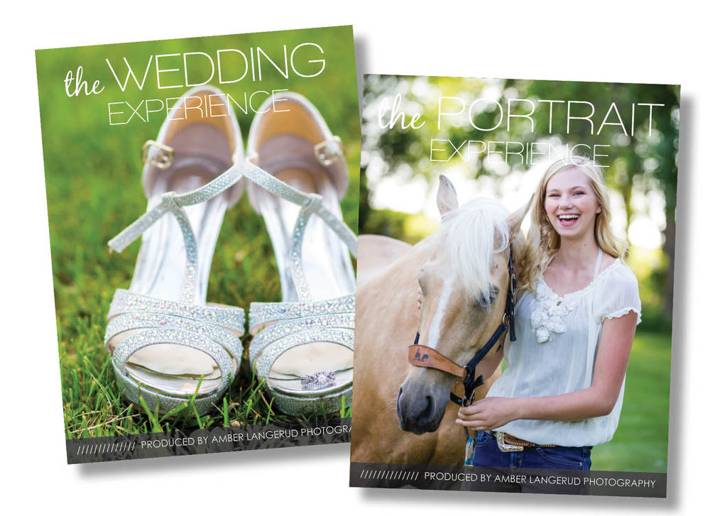 High School Senior and Wedding Guides by Amber Langerud Photography