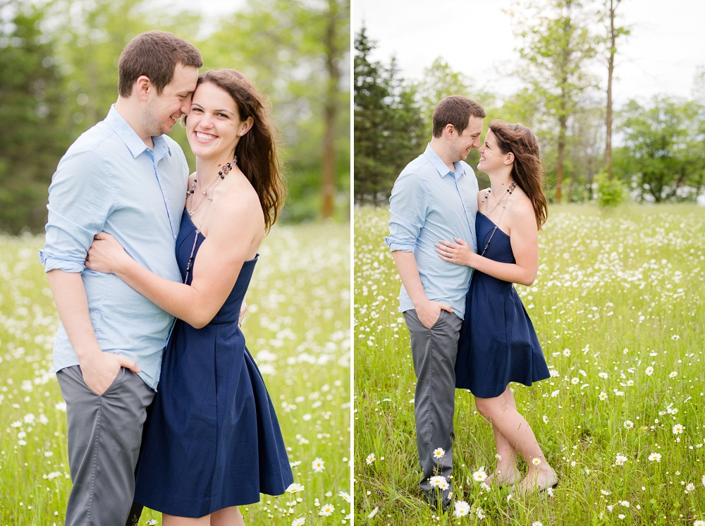 Outdoor, Summertime, Dressed up Anniversary Session | Amber Langerud Photography