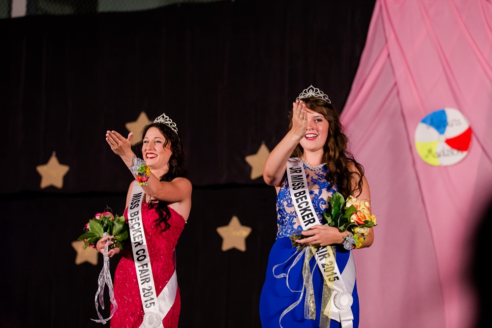Miss Becker County Fair 2016 | Farewell