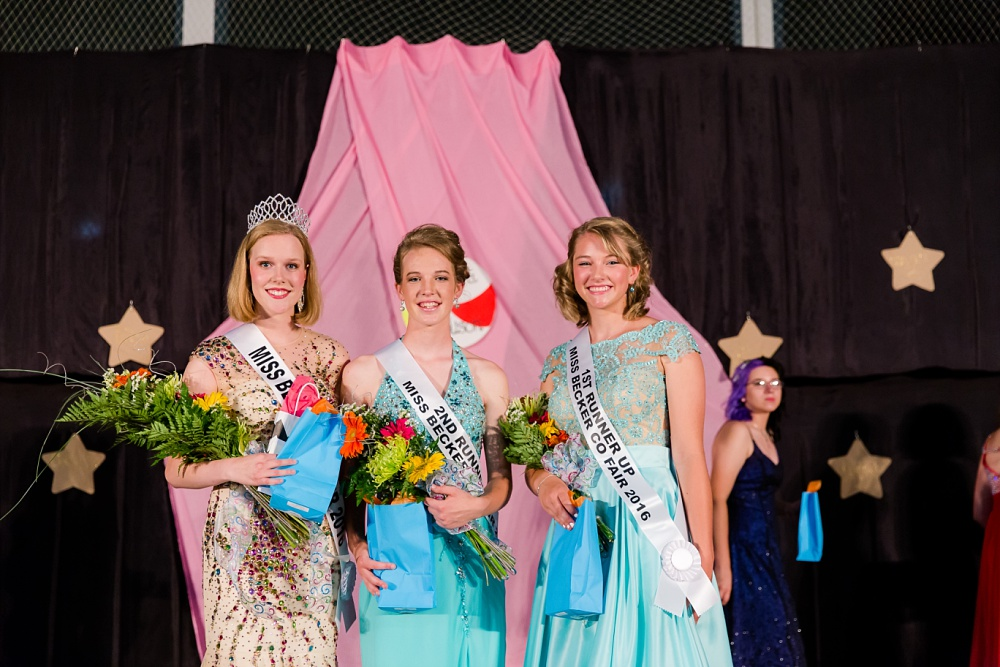 Miss Becker County Fair 2016 | Miss Becker County Fair Royalty