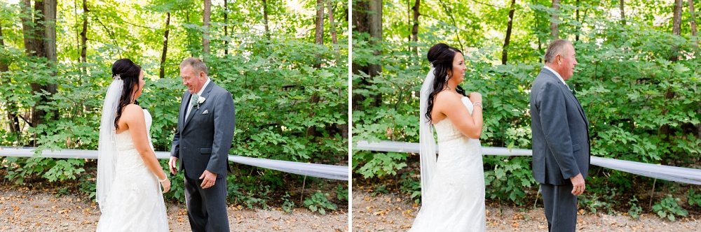 Rustic, Elegant, Lakeside & Frazee Event Center Wedding | Steph & Tim
