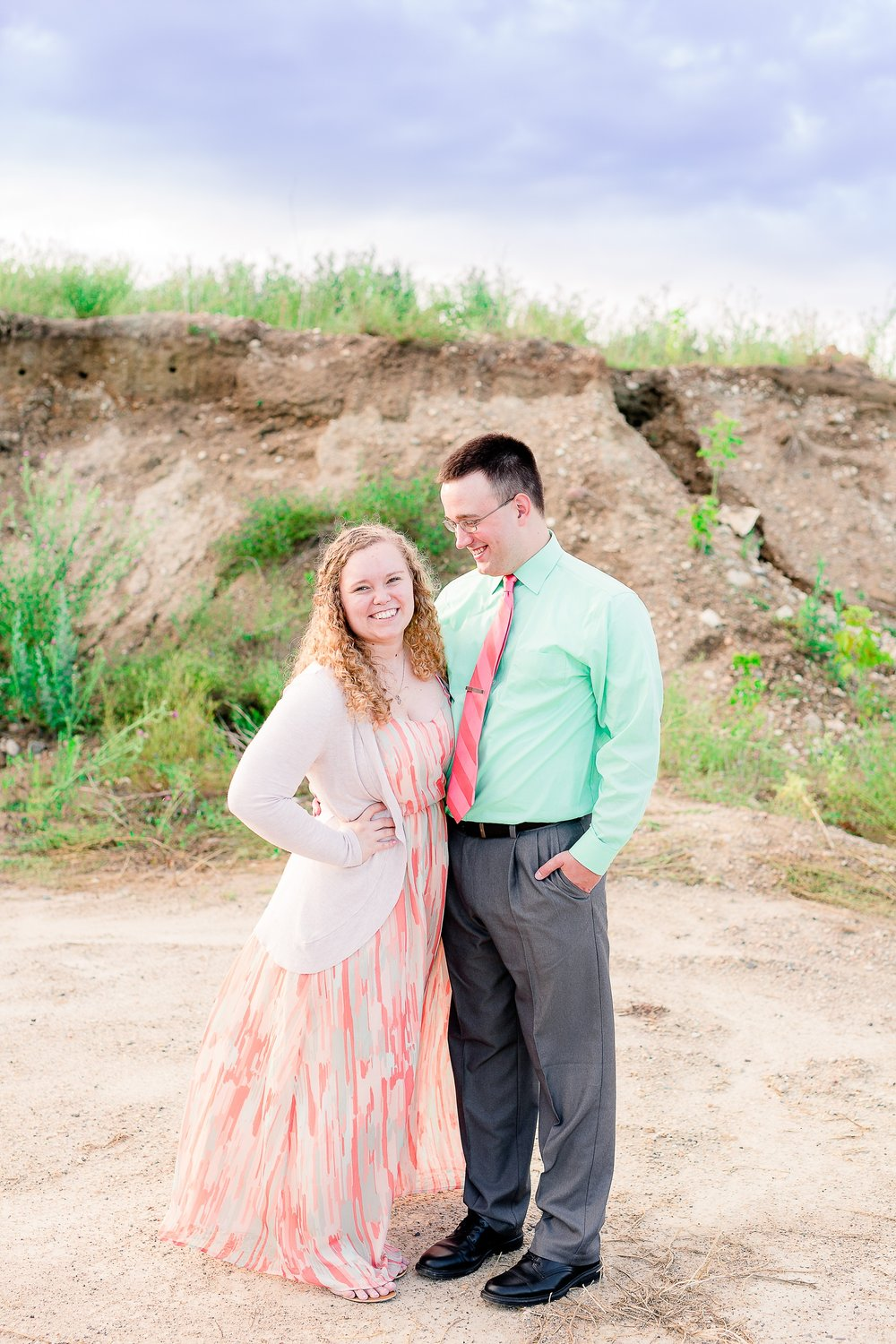 Top Engagement Session Images of 2016 by Amber Langerud Photography
