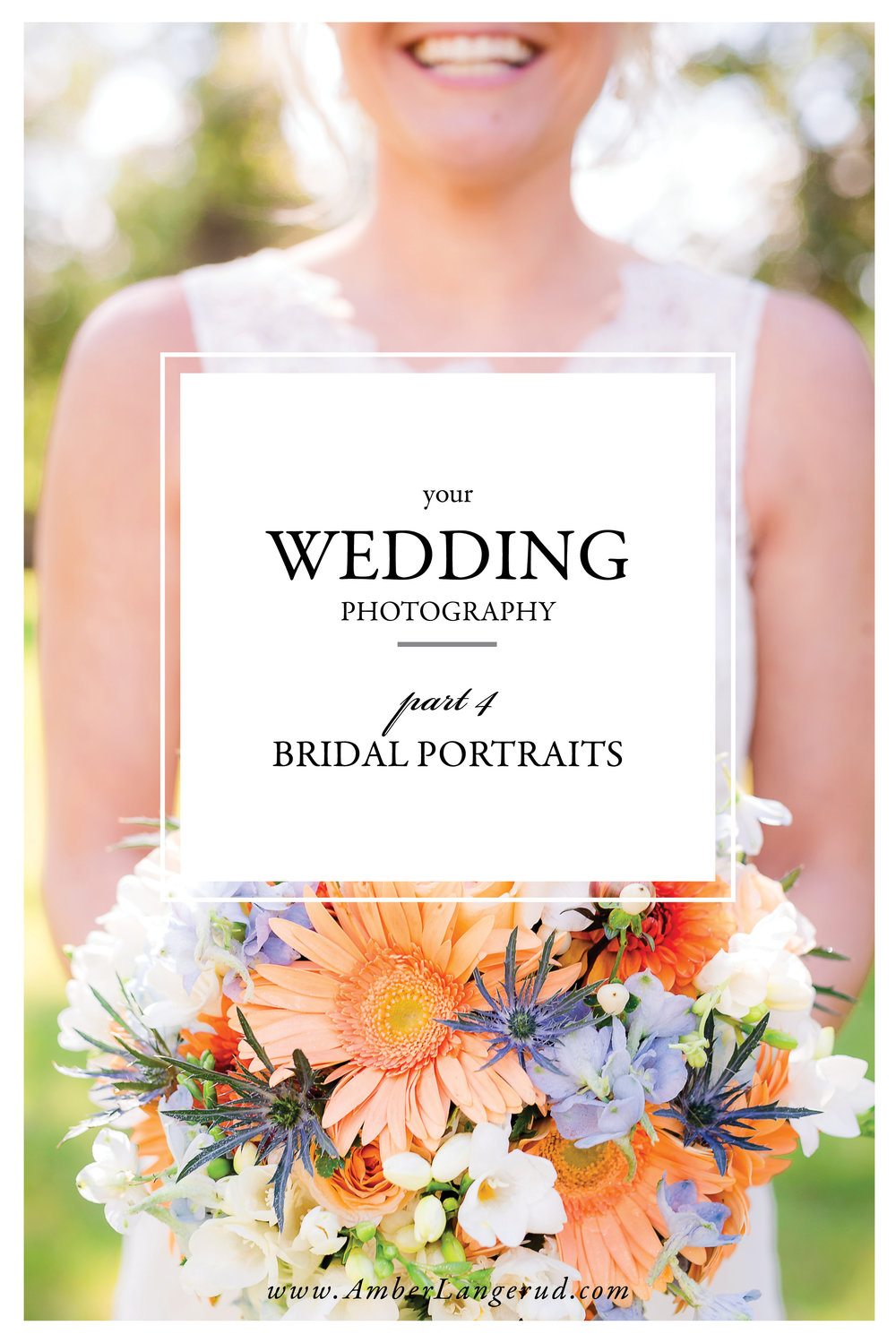 Your wedding from a photographers perspective part 4: bridal portraits
