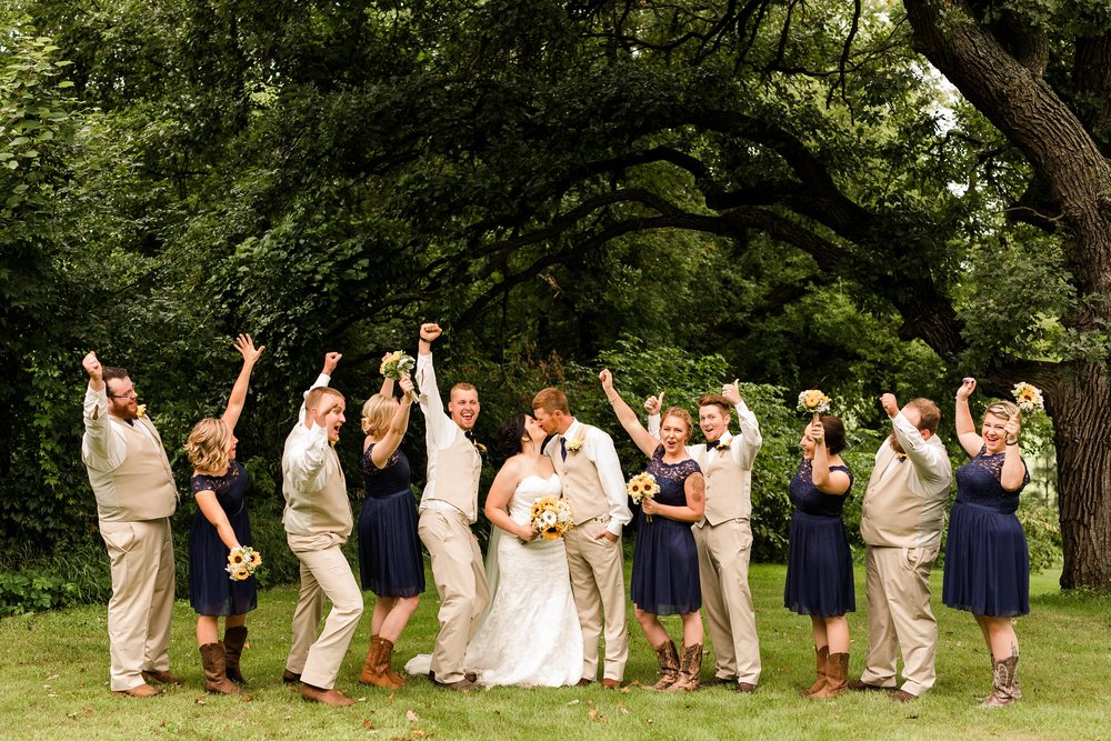 Minnesota Barn Wedding and Outdoor Ceremony at Milts Barn_0311.jpg