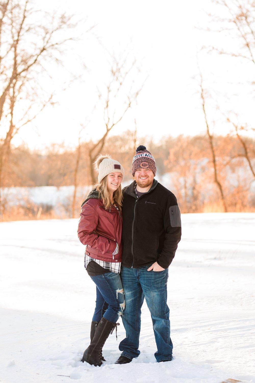 Amber Langerud Photography_Minnesota Winter Engagement Portraits_6148.jpg
