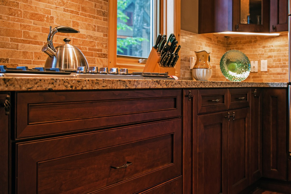 kitchen huntsville muskoka custom design bathroom