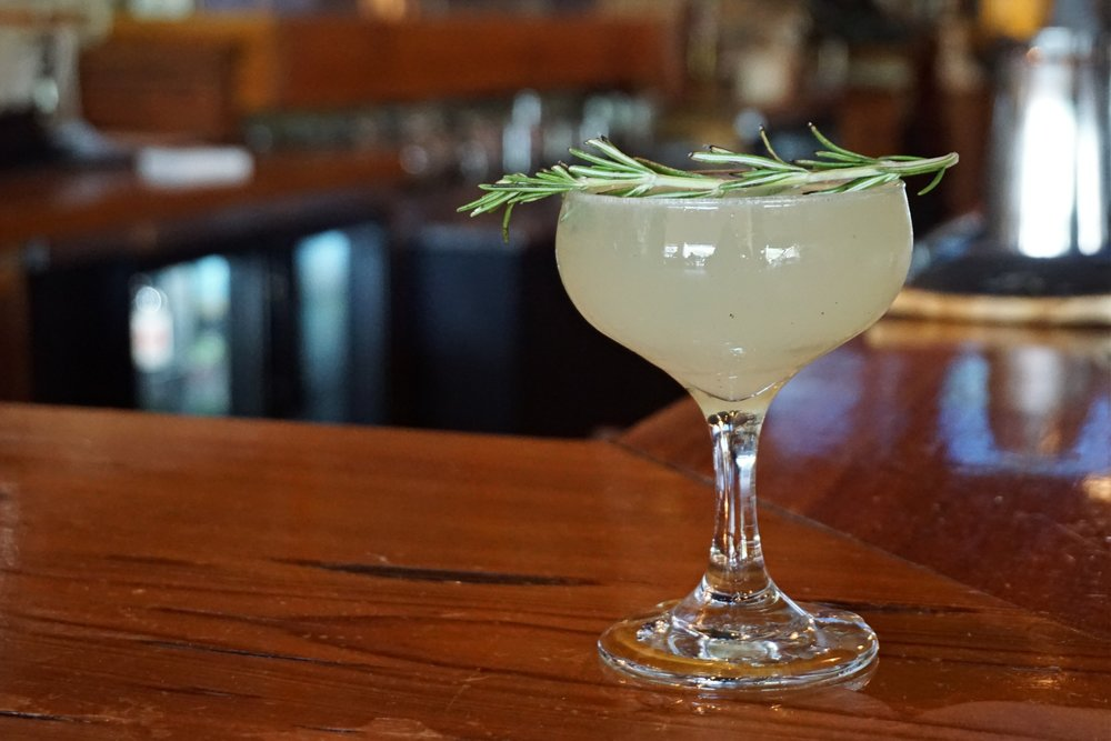 Scorched Earth cocktail