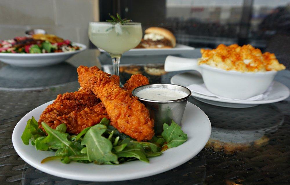 The Craft Bar Nashville hot chicken