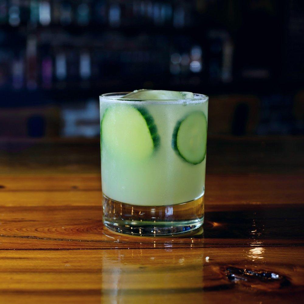 Pepino del Benicio cocktail