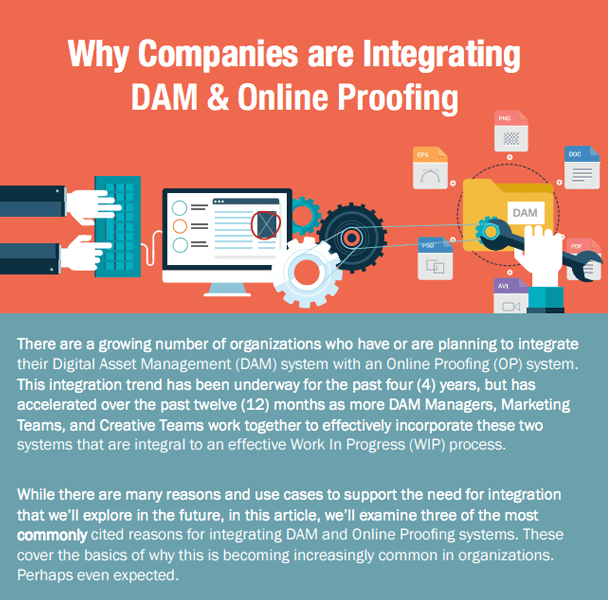 DAM + Online Proofing - Top 3 Benefits DOWNLOAD Landing page:  http://go.conceptshare.com/dam-integration