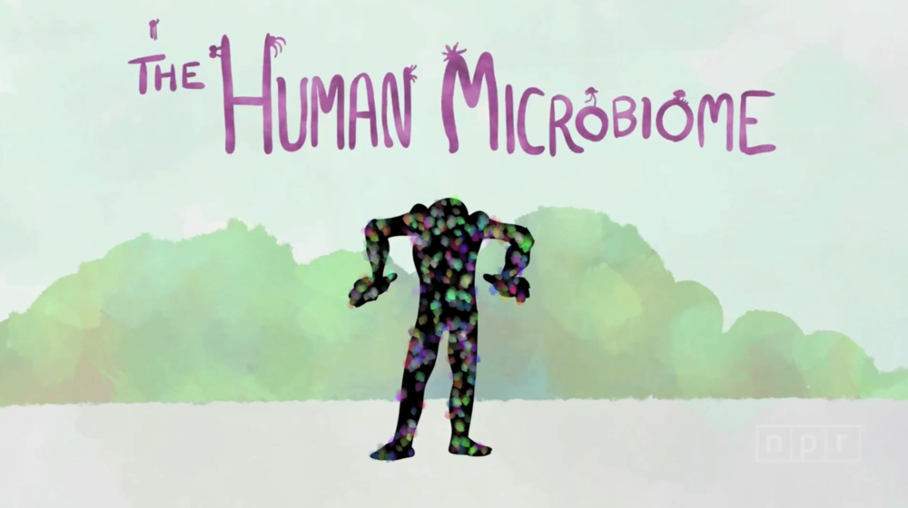 Watch this 5 minute video to get to know your own microbiome.