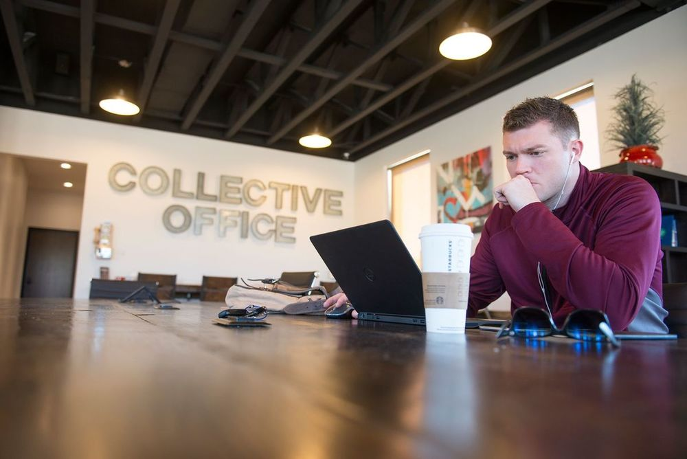 Dallas Area Coworking Space in Main Street Coppell