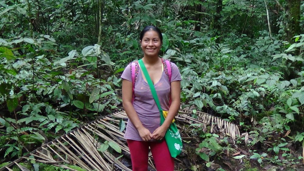 Native Ecuadorian