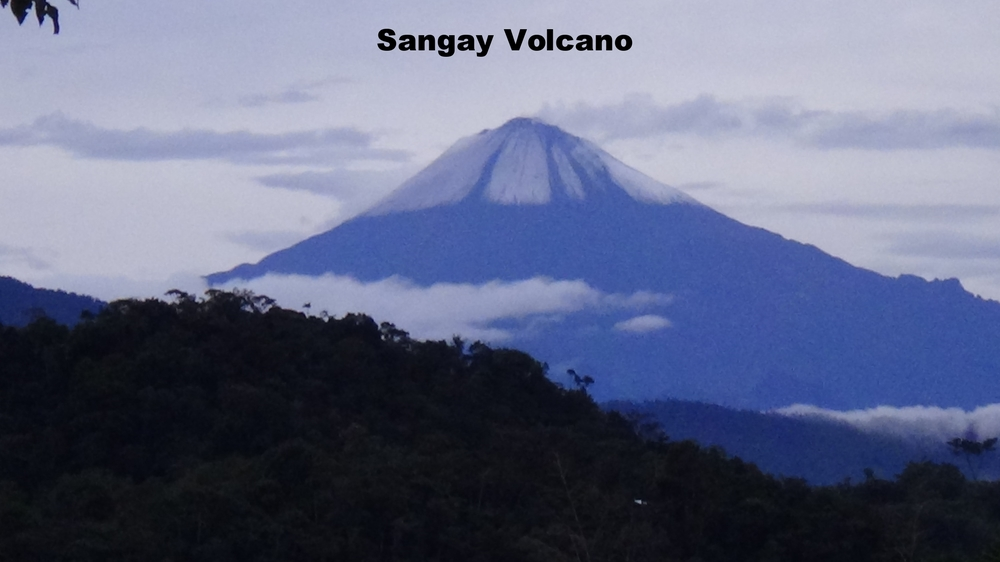Sungay Volcano