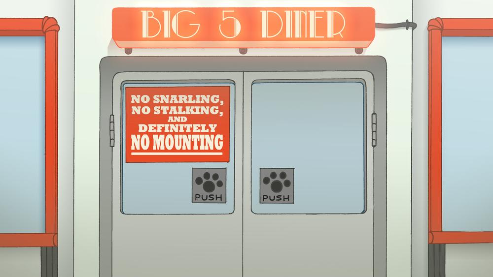 Big 5 Diner #2
