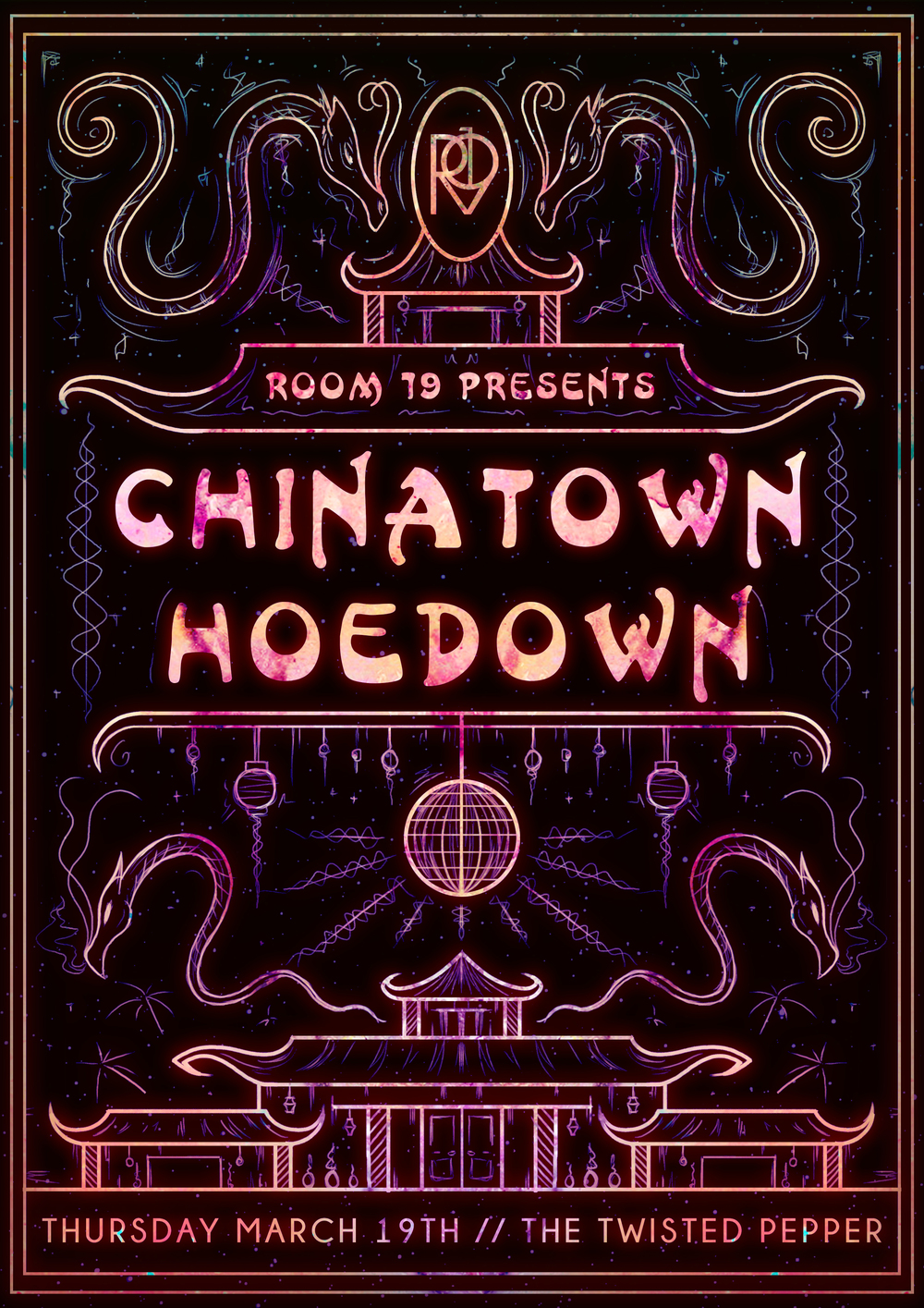 Chinatown HoeDown