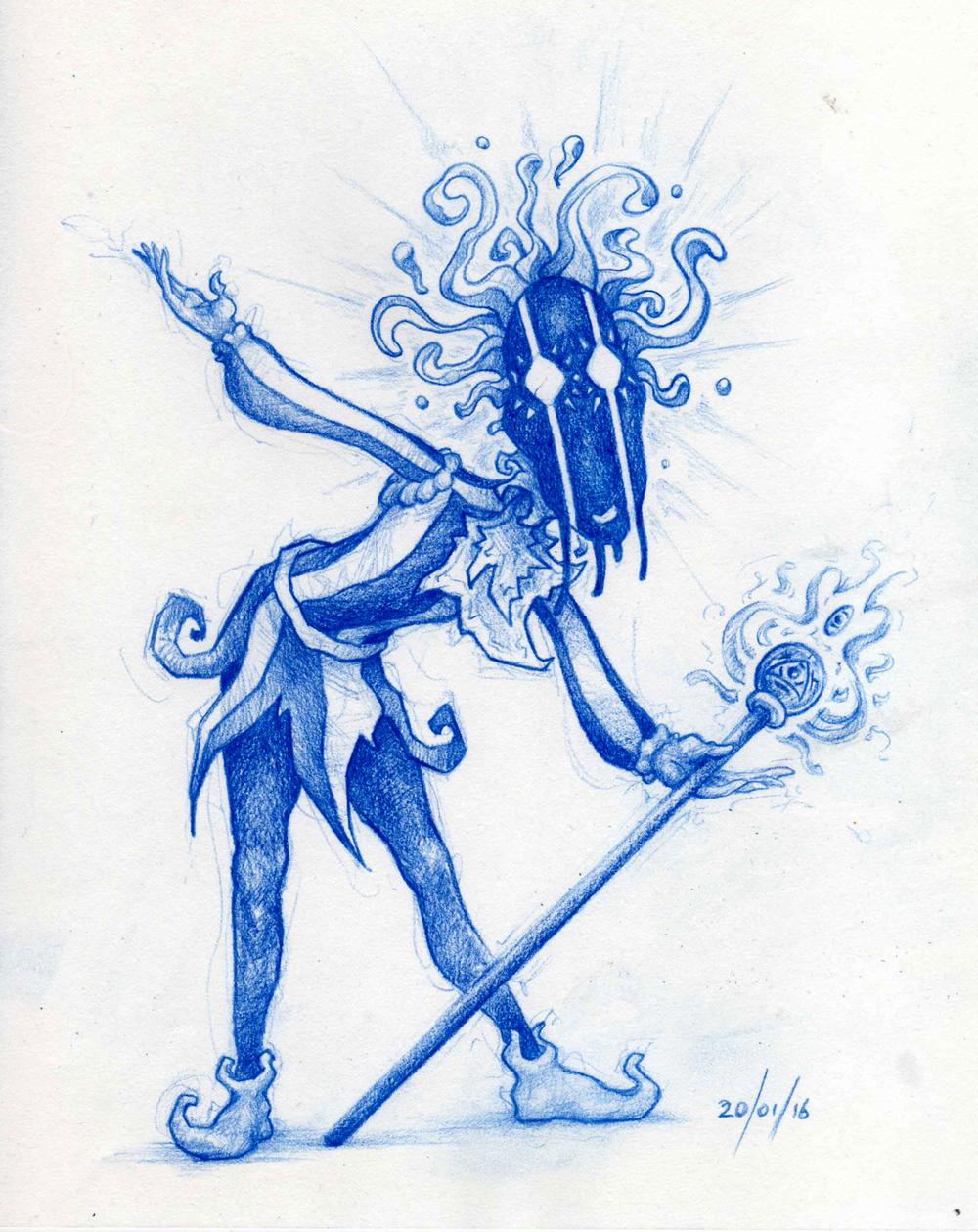 Zenji Jester