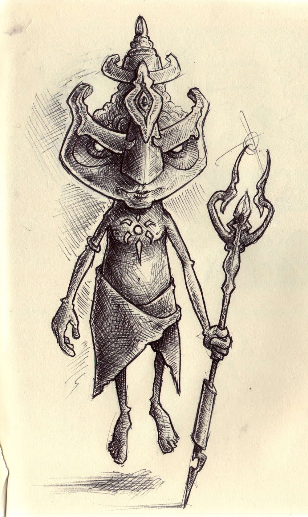 Balinese Wizard