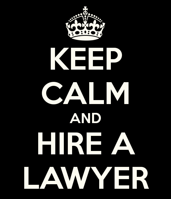 HIRE LAWYER