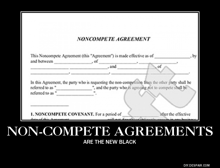 Non Compete Agreements Are The New Black Part 1 Texas Employment