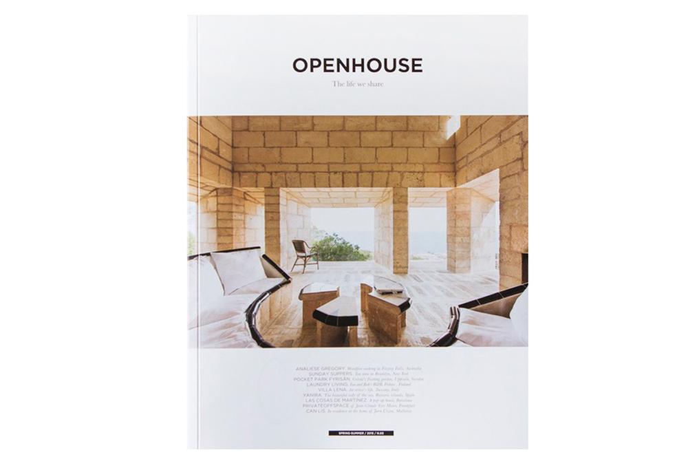 Openhouse Magazine No.3