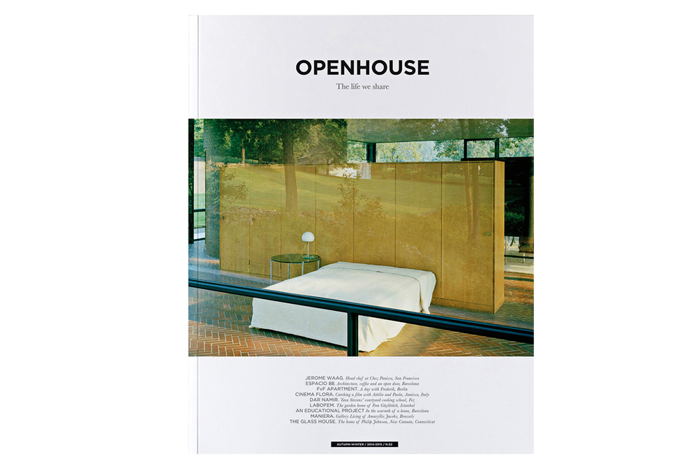Openhouse Magazine No.2