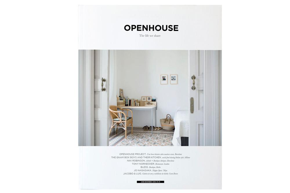 Openhouse Magazine No.1