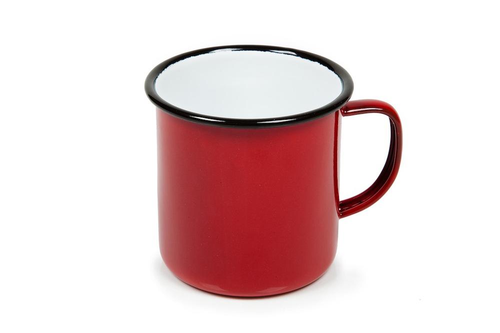 Falcon Camping Mug - Red
