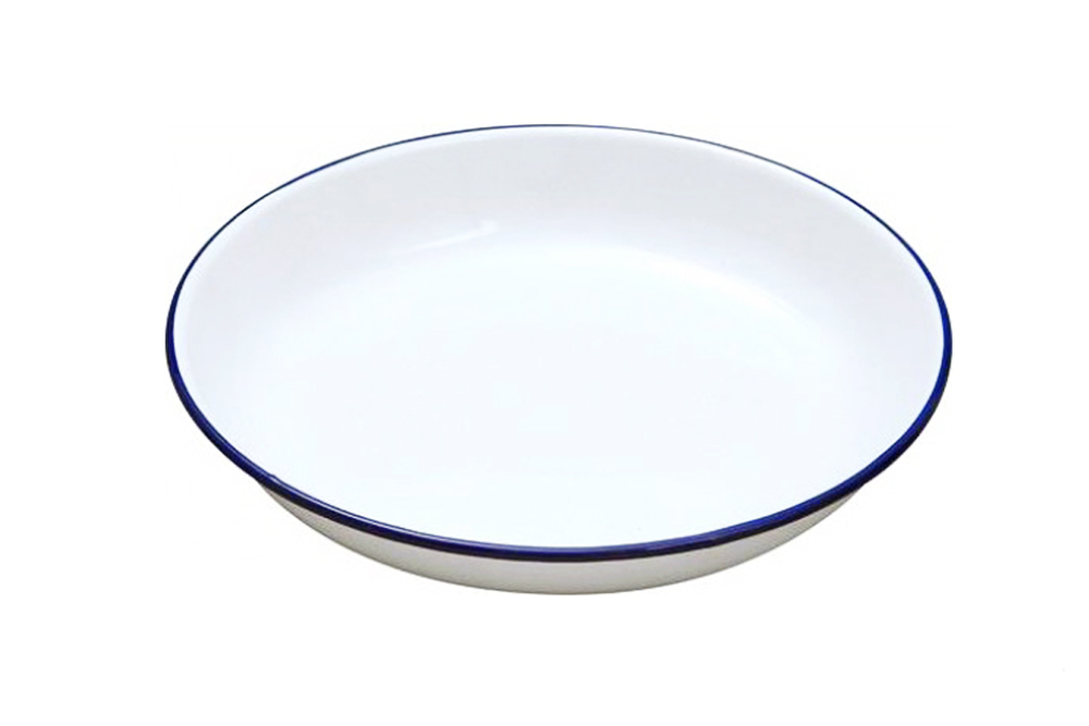 Falcon Camping Deep Plate 22cm