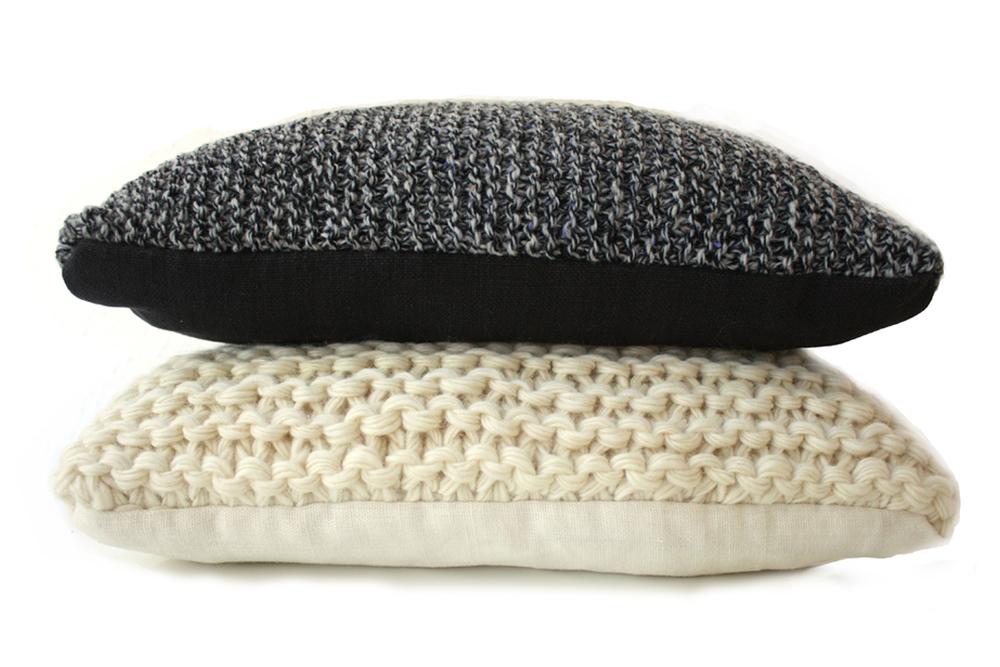 Handmade British Lambswool Cushion Series