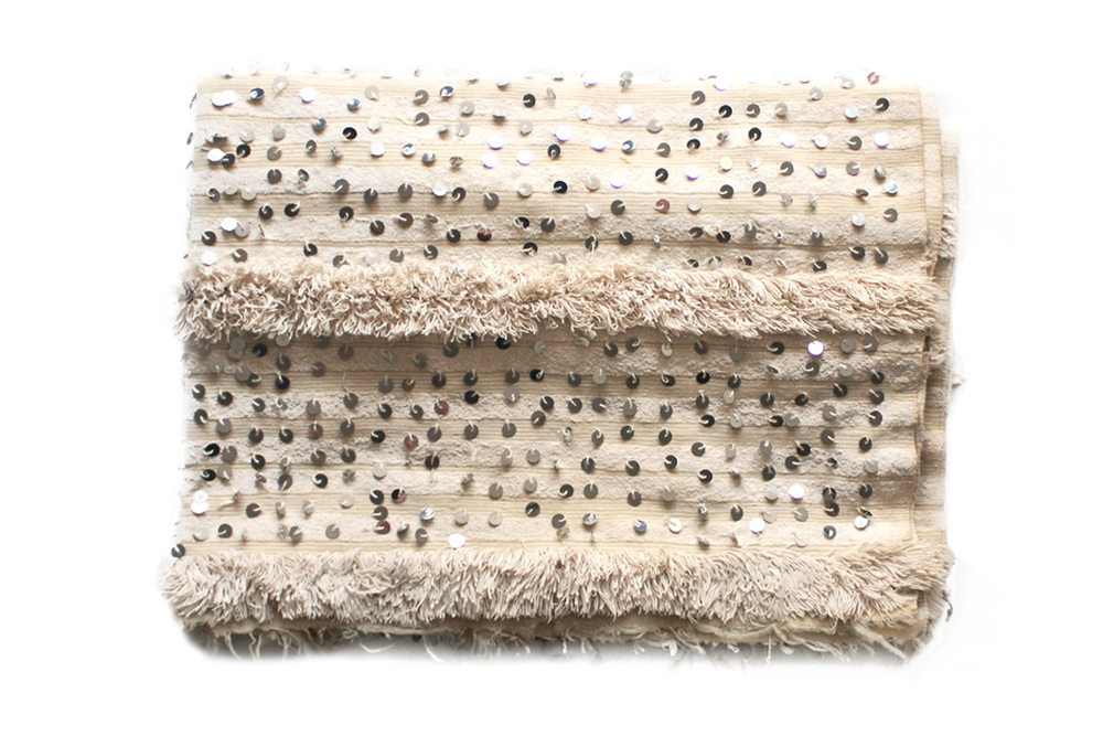 Moroccan Wedding Blanket_B (Unique item)