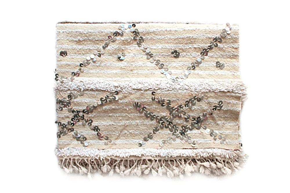 Moroccan Wedding Blanket_C (Unique item)